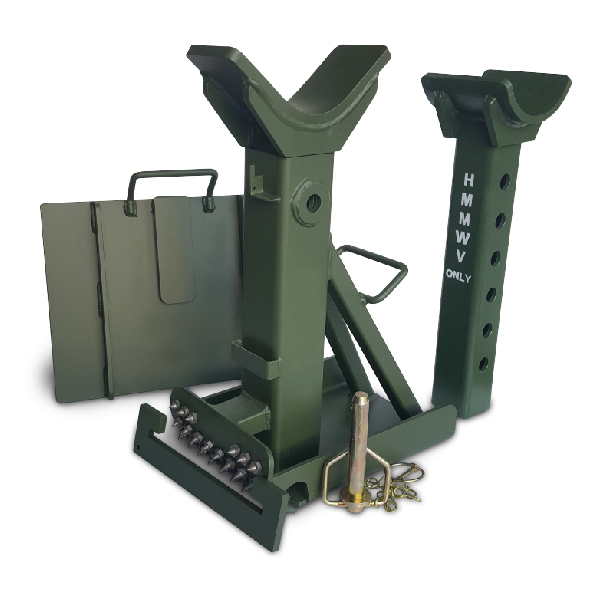 Light/Heavy Duty Tactical Jack