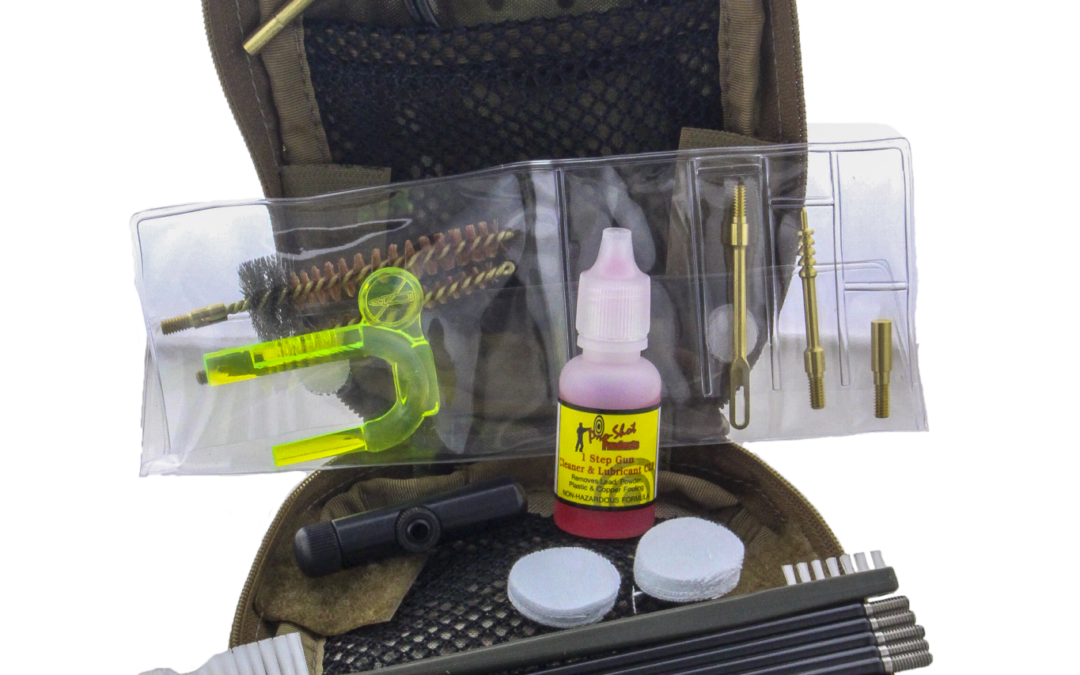 Pro Shot Tactical Gun and Optics Cleaning Kits